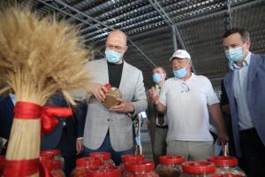 На переробку в аграрному секторі цьогоріч виділили мільярд — Шмигаль