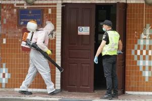8月2日時点 ウクライナ国内新型コロナ感染新規確認1112件
