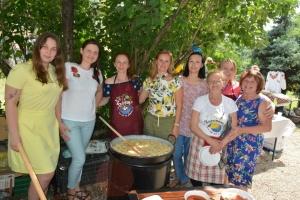 В Будапешті провели традиційний День борщу й української гастрономії
