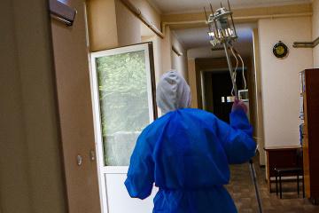 Ucrania suma 51.224 casos de COVID-19 tras confirmarse 810 nuevos contagios