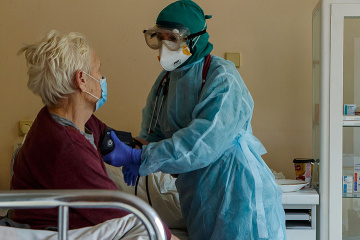 Salud comunica 856 nuevos casos de coronavirus