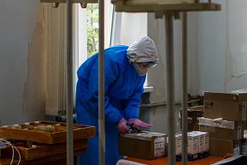 Coronavirus : 847 nouveaux cas confirmés en Ukraine