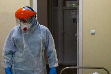 Na Ukrainie zarejestrowano 54771 przypadków koronawirusa, 638 - w ciągu ostatniej doby