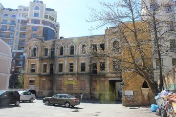 Київрада просить Кабмін передати будинок Сікорського у комунальну власність