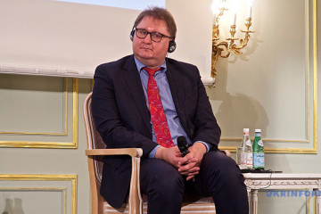 Ukraine, EU to discuss updating of Association Agreement in autumn