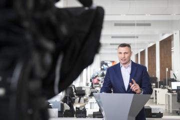 Kyiv to decide on further quarantine restrictions on April 14 - Klitschko