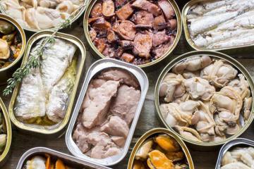Ucrania exporta pescado preparado y en conserva por más de 2,4 millones de dólares