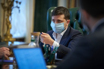 Zelensky: Ukraine must develop action plan for COVID-19 vaccination