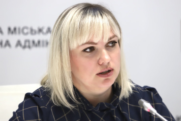 Maryna Radova: Deseamos mostrar a los extranjeros que Kyiv es un destino europeo seguro