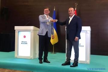 Kyiv, Ankara have potential to double trade – Cavusoglu