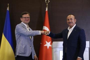 Sprawdzian na upał i słońce - podsumowanie wizyty Kuleby w Turcji