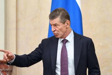 コザーク露大統領府副長官が3者ドンバス協議会合に初参加=ウクライナ代表団参加者