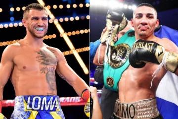 Boxen: WBC bestätigt Kampf Lomachenko - Lopez im September