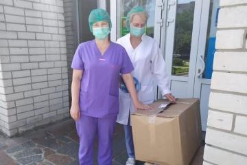 Ucrania informa 1.489 nuevos casos de coronavirus en las últimas 24 horas