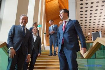 Die Ukraine und die Niederlande sollten Zusammenarbeit in Landwirtschaft ausbauen - Botschafter