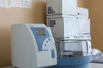 WHO, EU donate EUR 3.5 mln worth of equipment for laboratory centers in Ukraine