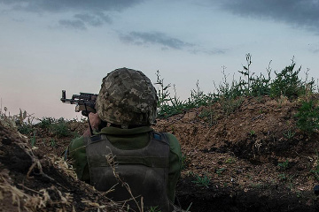 Invaders violate ceasefire in Donbas three times, no casualties reported
