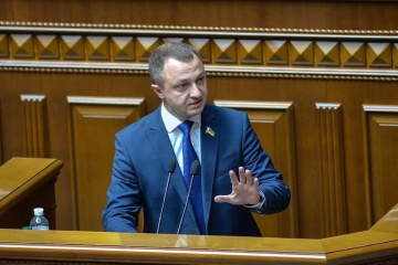 Kremin nombrado comisionado para la protección de la lengua ucraniana