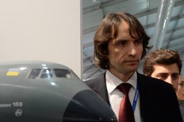 Olexand Los übernimmt Führung bei Flugzeugbauer Antonov