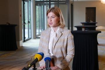 Stefanishyna: La delegación de Ucrania en la Cumbre UE-Ucrania ha logrado sus objetivos