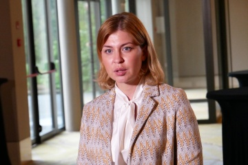 Ukraine has ambitious plans for October summit with EU – Vice PM Stefanishyna