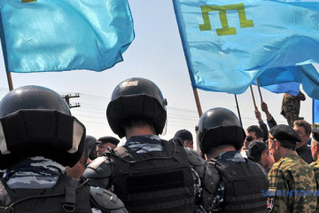 UN member states condemn Russia's violation of human rights in occupied Crimea