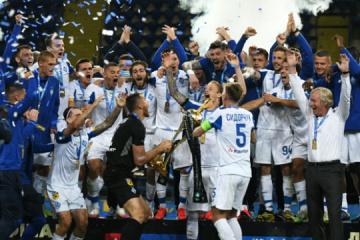 El Dynamo derrota al Vorskla y se proclama ganador de la Copa de Ucrania
