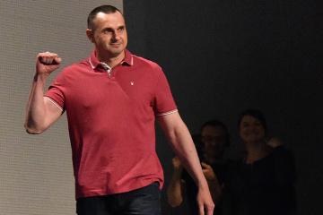 Sentsov joins European Film Academy