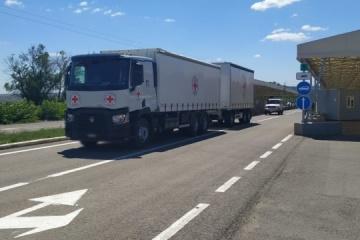 La ONU y la Cruz Roja envían ayuda humanitaria a los residentes del Donbás ocupado