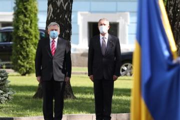 Ucrania y Turquía pronto comenzarán a implementar un acuerdo sobre cooperación militar-financiera