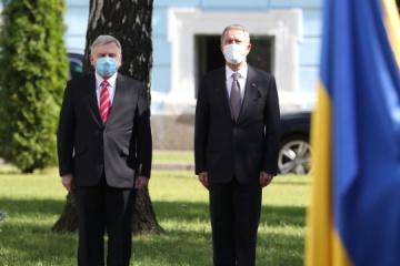 Ukraina i Turcja rozpoczną wdrażanie umowy o współpracy wojskowo-finansowej