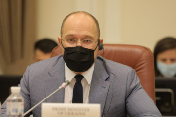 Chmygal a invité les hommes d'affaires français à privatiser en Ukraine