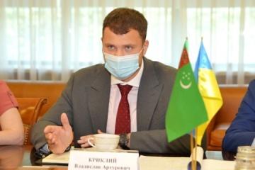 Ucrania y Turkmenistán discuten la reanudación de vuelos