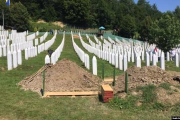 Церемонію вшанування жертв геноциду в Сребрениці скоротили через коронавірус