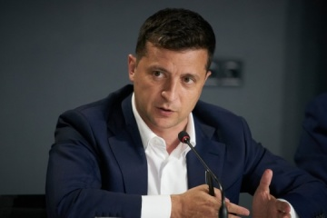 Fires and floods: Zelensky releases video of his travel around Ukraine