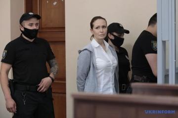 Mordfall Scheremet: Gericht entlässt Julia Kusmenko aus U-Haft und verhängt Hausarrest gegen sie