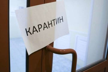 New quarantine restrictions came into force in Ukraine