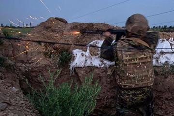 Ocupantes atacan a los militares ucranianos cerca de Avdiivka