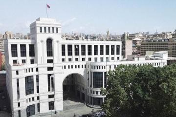 МЗС Вірменії викликав посла України через заяву про конфлікт з Азербайджаном