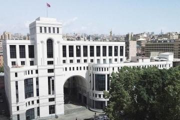 アルメニア外務省、ウクライナ大使を召喚 アゼルバイジャンとの衝突に関する発言受け