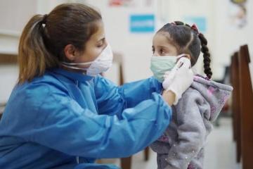 Ukraine reports 829 new coronavirus cases in the past 24 hours