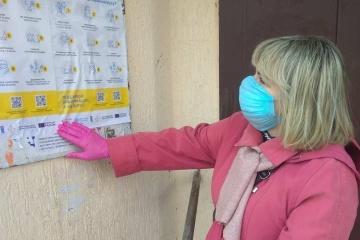 Na Ukrainie wprowadzono dodatkowe środki kwarantanny