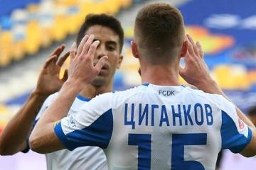 El Dynamo derrota al Zorya y avanza al segundo lugar en la Liga Premier