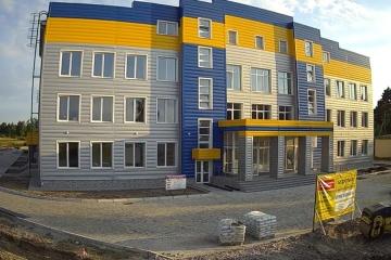 Great Construction program: 100 schools already built in Ukraine