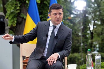 Zelensky welcomes signing of €1.2B loan agreement with EU