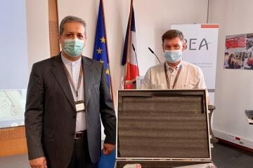 Francia comienza a descifrar las cajas negras del avión de la UIA derribado