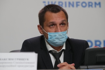 Fall Tatarow: Antikorruptionsstaatsanwalt Maxym Hryschtschuk bezeichnet Ermittlungen gegen ihn als Versuch der Druckausübung