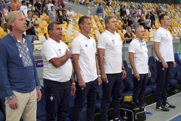Dynamo Kyiv dismisses manager Mykhailychenko