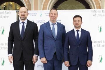 Shevchenko: Ucrania puede convertirse en un centro financiero regional en 5 años