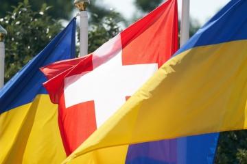 Switzerland sends coronavirus aid to Ukraine